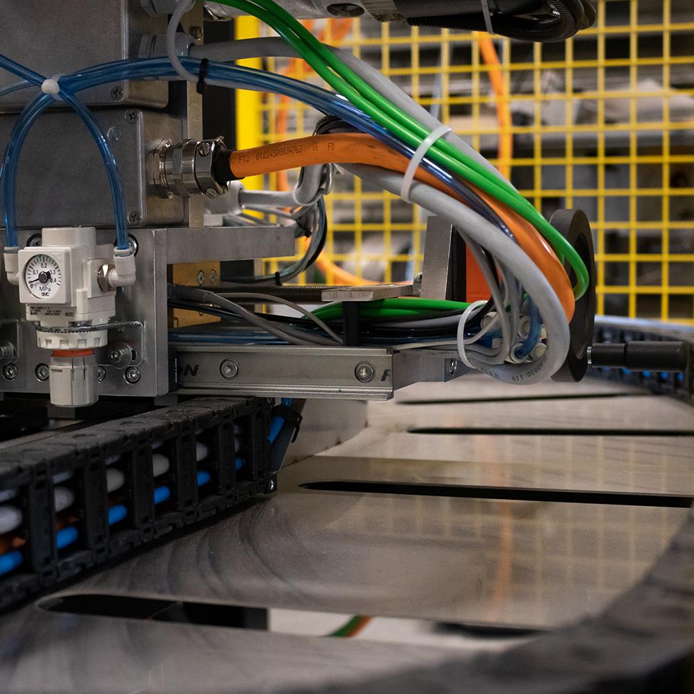 Machinebouw bij van der Wijst