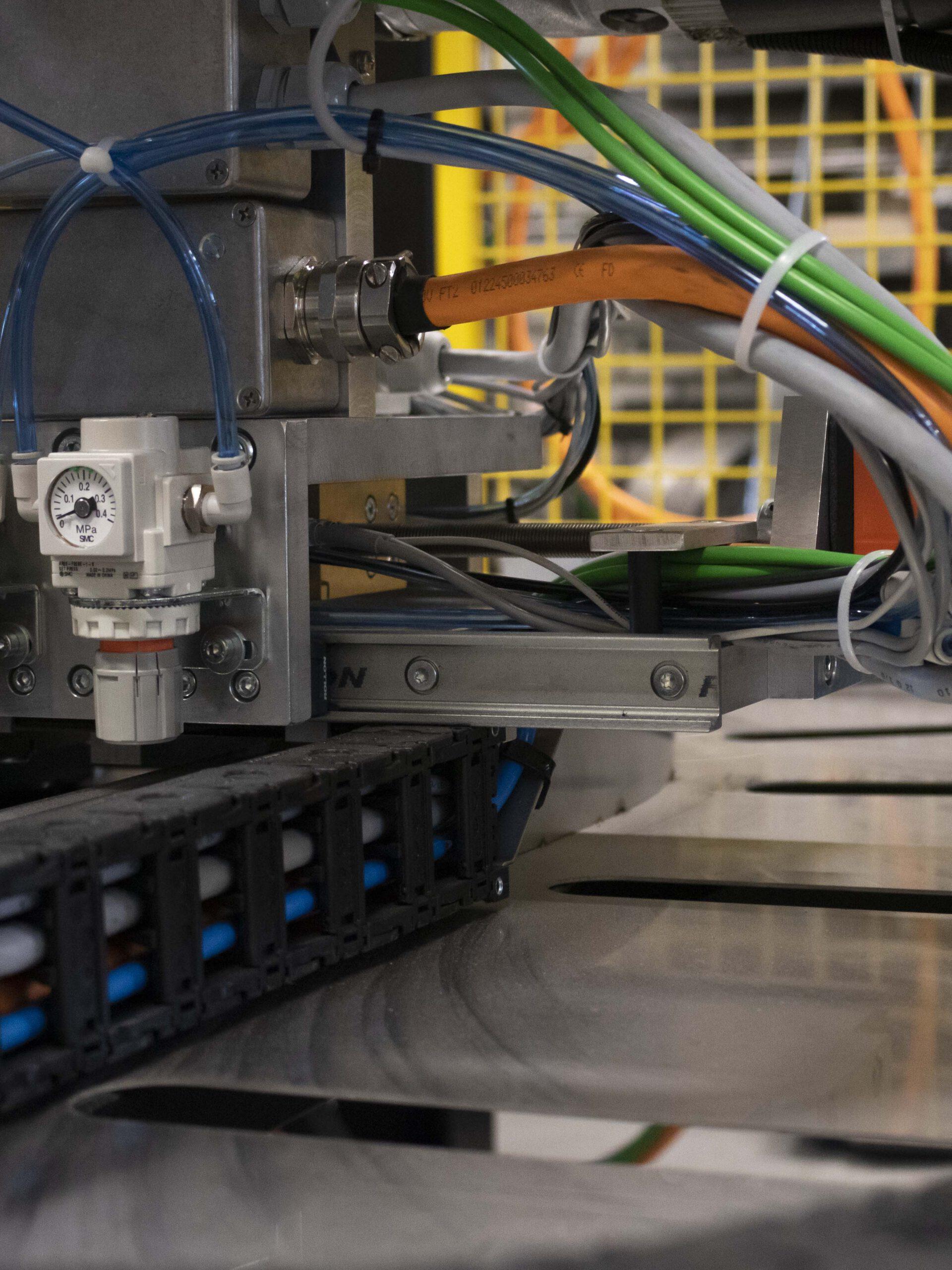 Machinebouw op maat Van der Wijst machine engineering
